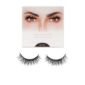Luxury 3D Mink Eyelashes - Dinz