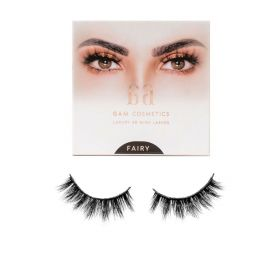 Luxury 3D Mink Eyelashes - Fairy