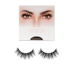 Luxury 3D Mink Eyelashes - Ghazal