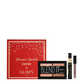 Glamour Sparkle Coffret - 3 Pcs