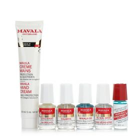 Secrets Discovery Nails Care Set - 6 Pcs