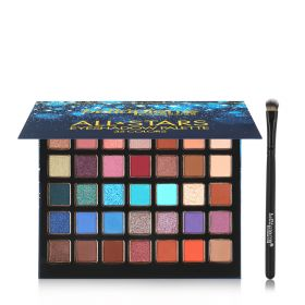 All Stars Eyeshadow Palette + Eyeshadow Brush