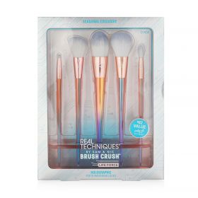 Holographic Brush Set - 6 Pcs