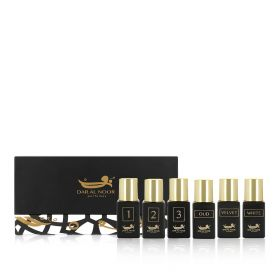 Dar Al Noor Set Box - 6 pcs
