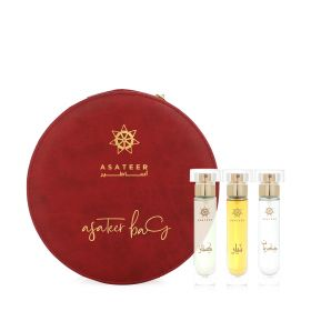 Perfume Gift Set - Red