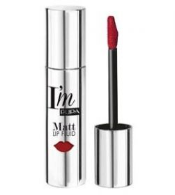 Pupa I am Matte Lipstick - N 52 - Red Passion
