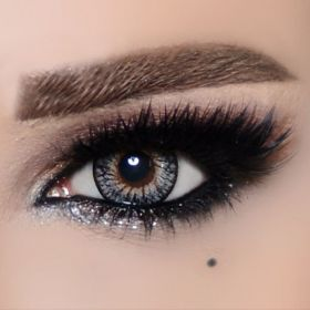 The Queen Color Contact Lenses - Queen Gray