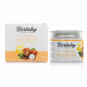 Shea Butter and Vanilla Cream - 150ml