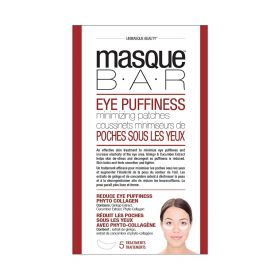 Eye Puffiness Minimizing Patches - 5 Pairs