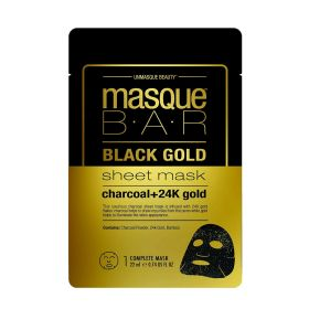 Black Gold Peel-Off Mask