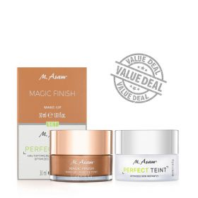 Magic Finish & Perfect Teint Set - 2pcs