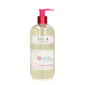 Shampoo & Body Wash Lavender Chamomile - 473.2 ml