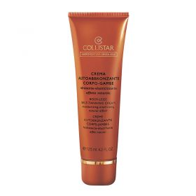 Collister Self Tanning Body & Legs Cream - 125ml
