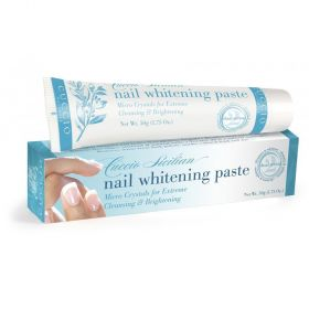 Cuccio Ficlian Nail Whitenning Paste - 50g