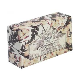 Zeyteen Elegance Series - Turkish Jasmine Soap - 250 gm