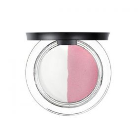 Essential Double Eyeshadow - White/pink