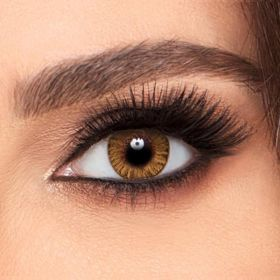 FreshLook Plano ColorBlend Eye Lenses - Honey - ( Monthly)
