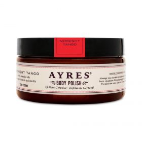 Ayres Midnight Tango Body Polish - 208ml