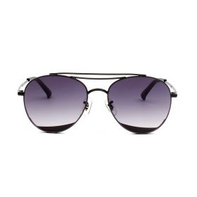 Prive Revaux  - The DaveO Aviator Grey Gradient & Black Sunglasses