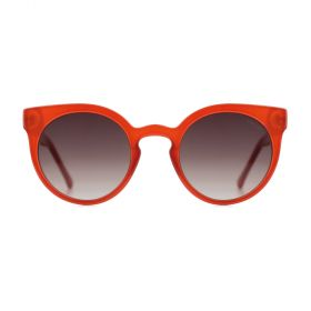 Komono lulu milky red Sunglasses