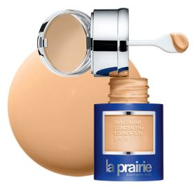Skin Caviar Concealer ● Foundation Spf 15, Color:  Peche