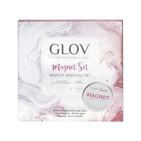 Glov Hydro Demaquillage Magnet Makeup Remover Set