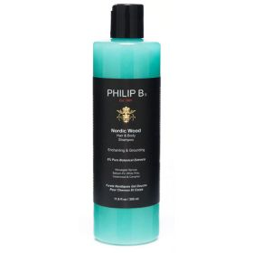 Philip B Nordic Wood Hair & Body Shampoo - (350ml)