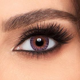 FreshLook Plano ColorBlend Eye Lenses - Amethyst - ( Monthly)