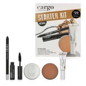 Cargo Cosmetics Starter Kit - Medium