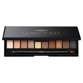 Loreal Color Riche Eyeshadow Palette - N 001 - Beige