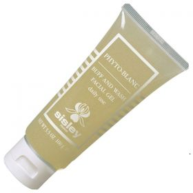 Sisley Phyto Blanc Buff And Wash Facial Gel Cleanser