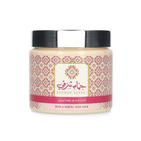 Hair Mask - Rose Neroli 500g by Hammam Sharki