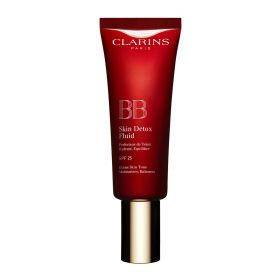 Clarins BB Skin Detox Fluid SPF 25 Base & Highlighters