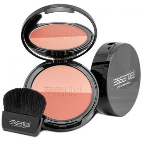 Essential Light And Shadow Blush - Apricot