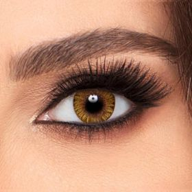 FreshLook Plano ColorBlend Eye Lenses - Pure Hazel - ( Monthly )