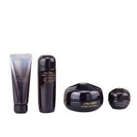 Shiseido Future Solution LX Eye and Lip Contour Regenerating Cream Set  - 4 Products