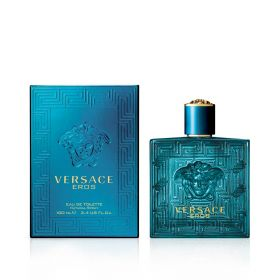 Versace - Eros Eau de Toilette Spray For Men -  100 ml
