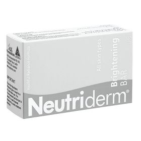 Neutriderm Brightening Bar Soap -120g