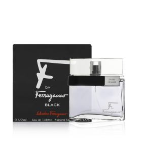 F By Ferragamo Black Eau De Toilette – 100 ml - Men