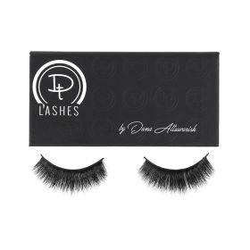 Dana Altuwarish - Real Mink Fur Eyelashes - Pearl