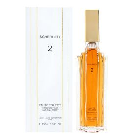 Jean-louis Scherrer 2 Eau De Toilette - 100ml - Women