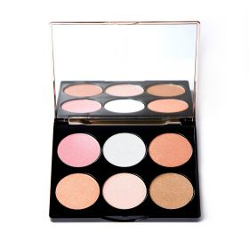 Cover FX Perfect Highlighting Palette - 6 well