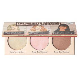 The Balm - The Manizer Sisters Luminizers Palette
