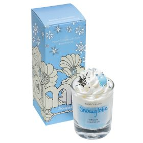 Bomb Cosmetics Snowglobe Whipped Candle