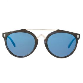 E&E orsten flat lense blueberry sunglasses