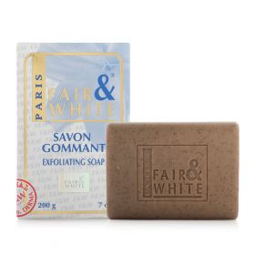 Fair & White - Exfoliating Soap 200g