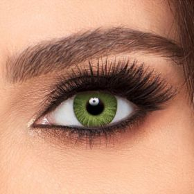 Airoptix Colors Eye Lenses - Gemstone Green