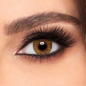 FreshLook Plano Colors Eye Lenses - Hazel - (Monthly)