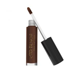 D.Benoit Matte Lip Colour - MC 118 - Dark Chocolate