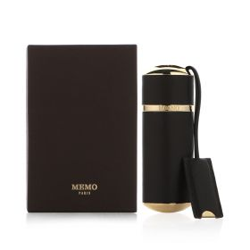 Memo Purse Spray Leather Brown Empty Holds